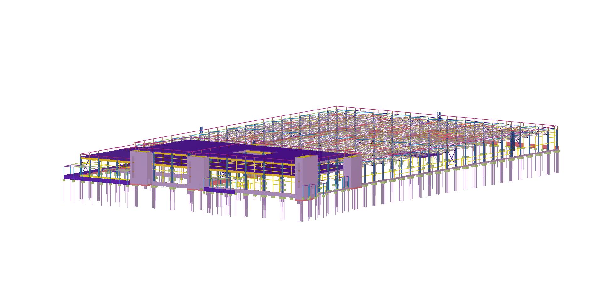 FITSOUT baldų gamyklos projektavimas BIM aplinkoje