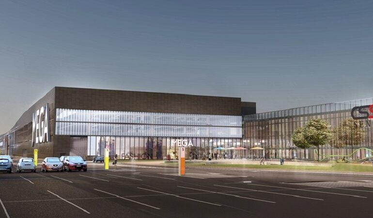 Prekybos ir laisvalaikio centro Mega plėtra - PST projektai