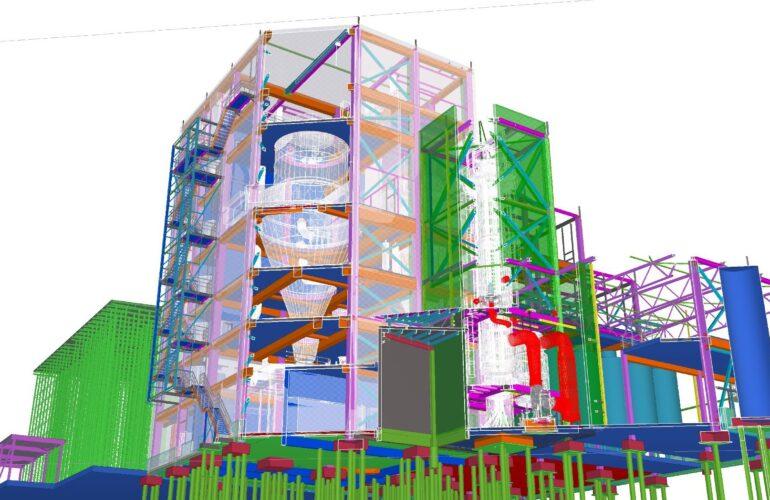 Projektavimas BIM aplinkoje - PST projektai