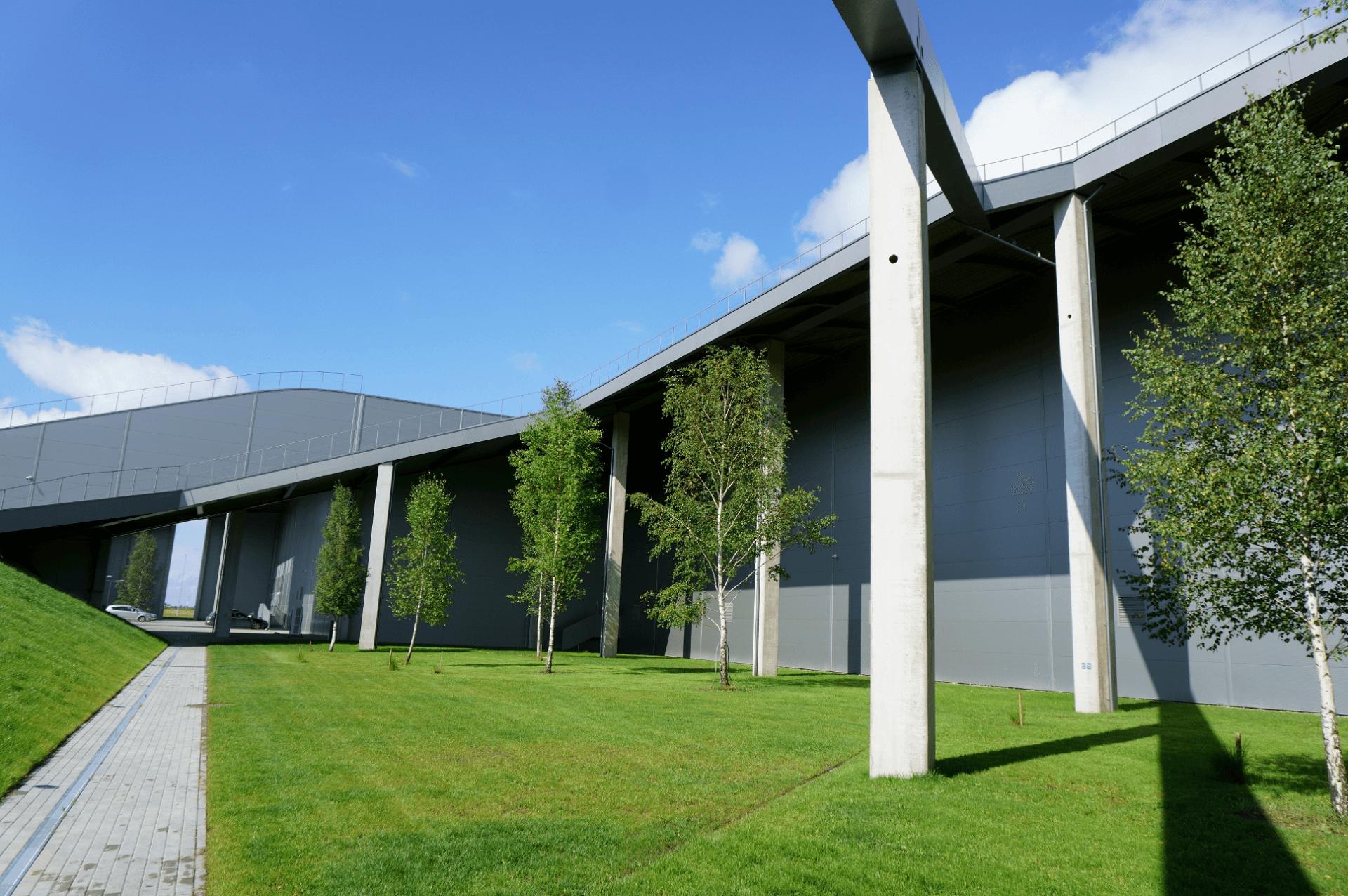SBA logistikos centro projektas