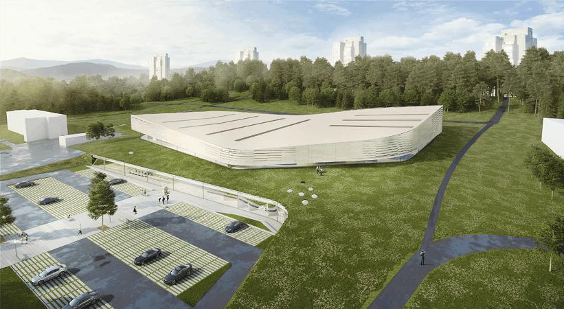 Vilniaus daugiafunkcinis Lazdynų sveikatingumo centras - PST projektai