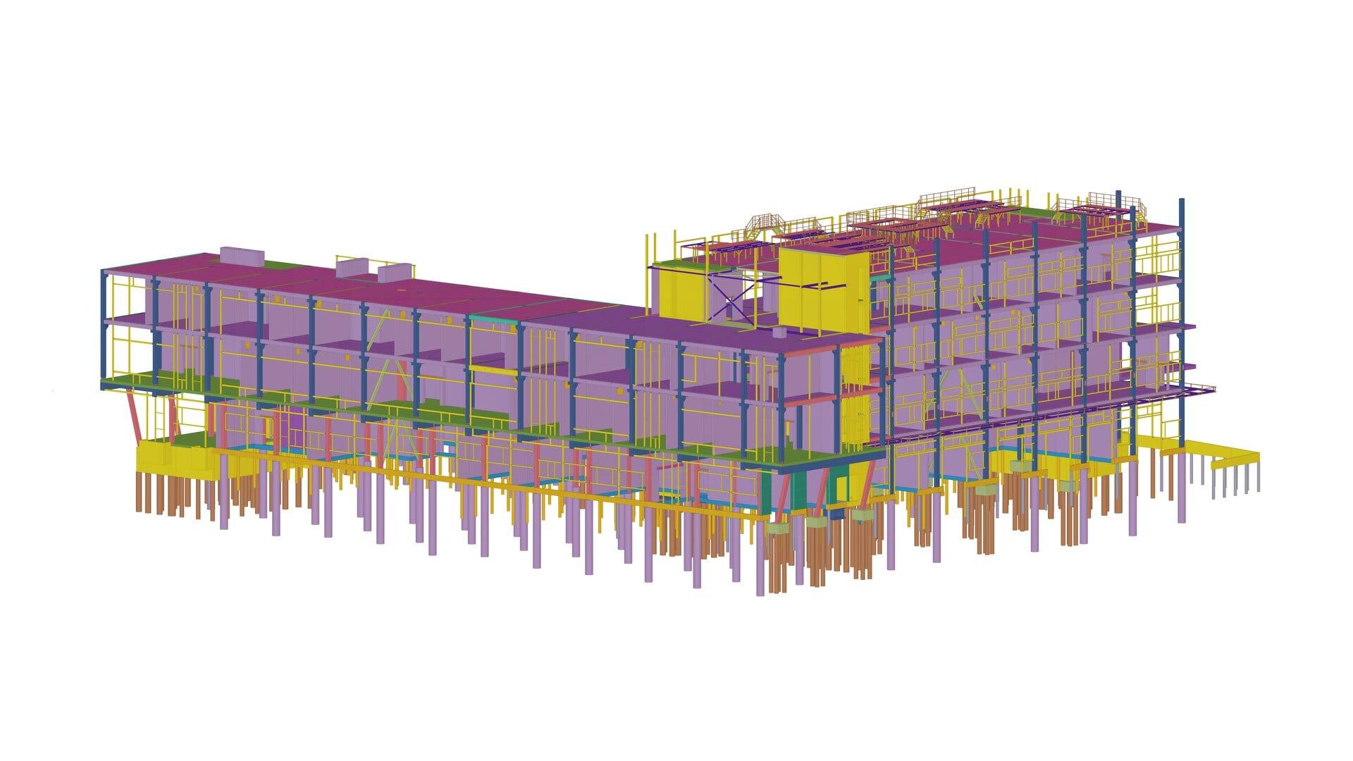 Elektronikos, Mechanikos ir Transporto inžinerijos fakultetų komplekso darbo projektas PST Projektai