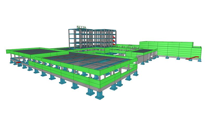 Orlean Lietuva administracinio pastato rekonstrukcijos projektas