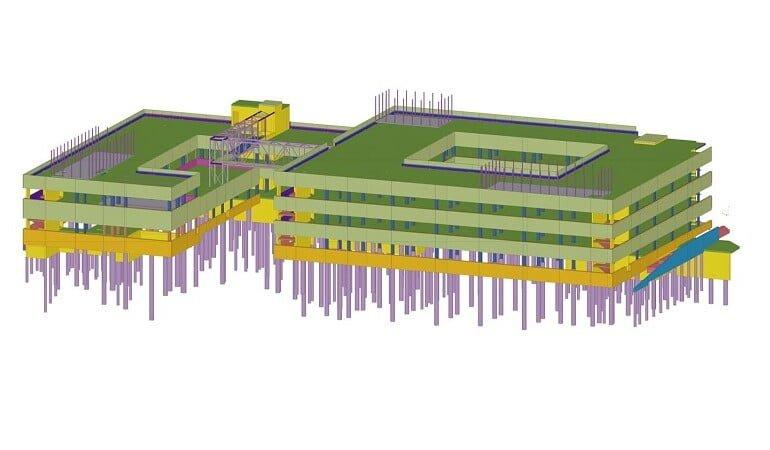Santaros klinikos naujos statybos ir rekonstravimo projektas PST Projektai